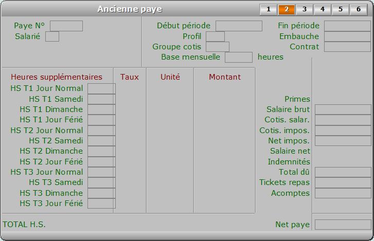 Fiche ancienne paye - page 2 - ICIM PAYE