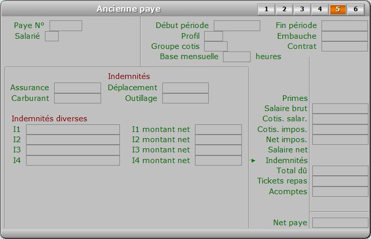 Fiche ancienne paye - page 5 - ICIM PAYE