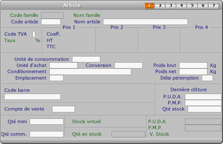 Fiche article - page 1 - ICIM STOCK