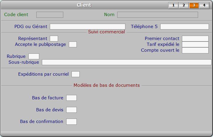 Fiche client - page 3 - ICIM FACTURATION