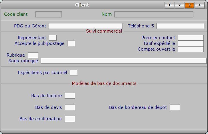 Fiche client - page 3 - ICIM MESSAGERIE