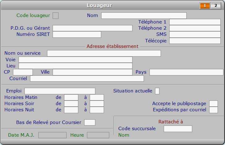 Fiche louageur - page 1 - ICIM COURSE