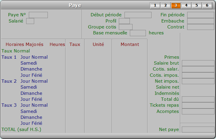 Fiche paye - page 3 - ICIM PAYE