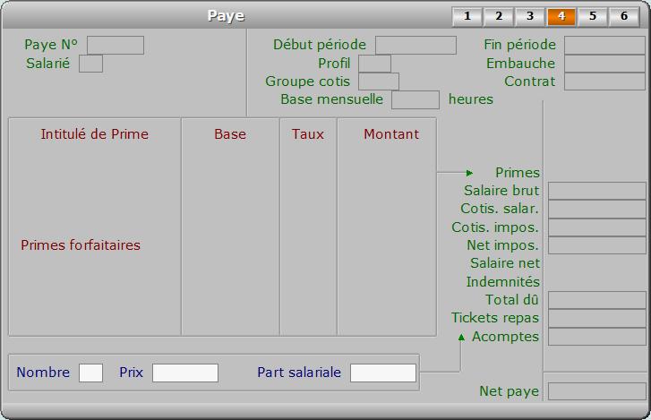 Fiche paye - page 4 - ICIM PAYE
