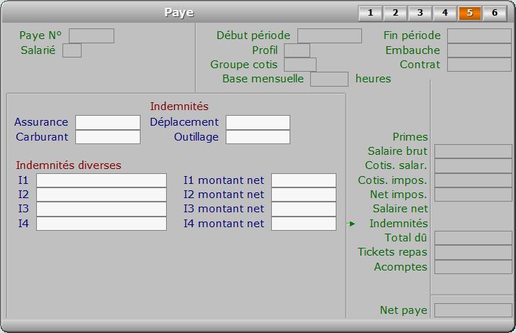 Fiche paye - page 5 - ICIM PAYE
